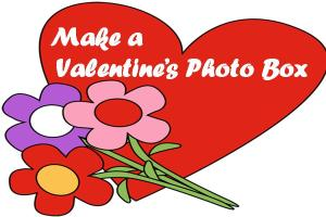 Valentine's Photo Box