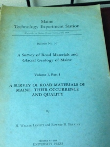 A Survey of Road Materials 2