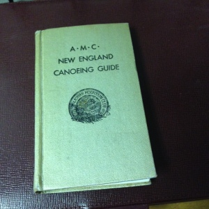AMC New England Canoeing Guide