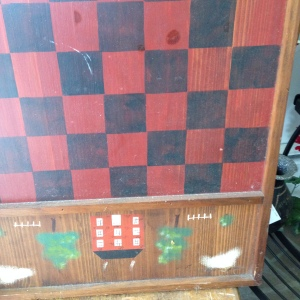 Primitive Checkerboard 4