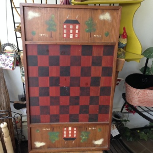 Primitive Checkerboard