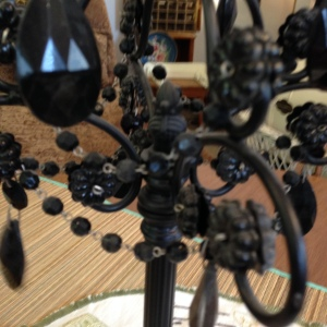 Black Candlesticks 4