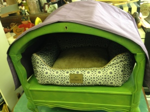 Dog Bed with Canopy 5