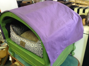 Dog Bed with Canopy 6