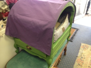 Dog Bed with Canopy 8