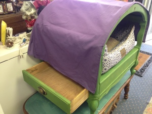 Dog Bed with Canopy 9