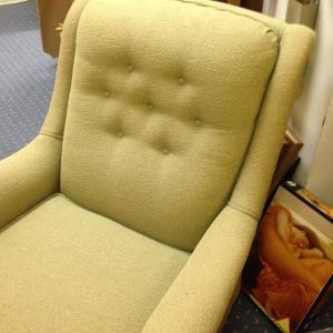 Green Chair 7