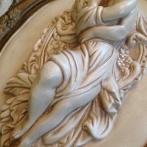 Lovers Bas Relief 4