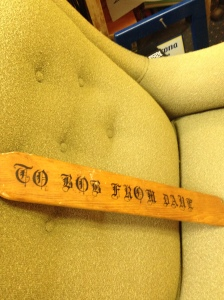Wooden Paddle 1955 014