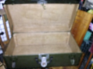 WW II Trunk 13