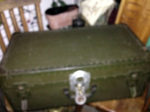 WW II Trunk 2
