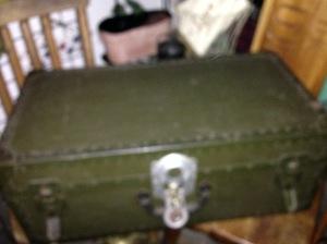 WW II Trunk 2