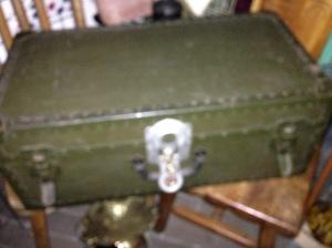 WW II Trunk 3