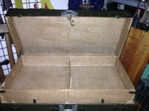 WW II Trunk 7