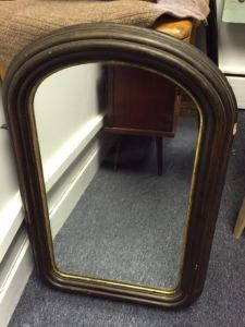 Mirror - tombstone