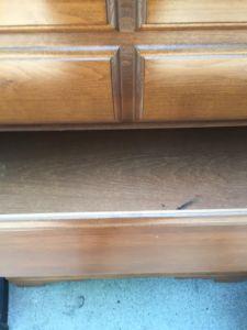 Maple Dresser 6
