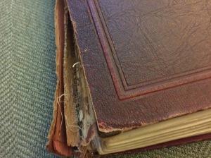 Scrapbook binding