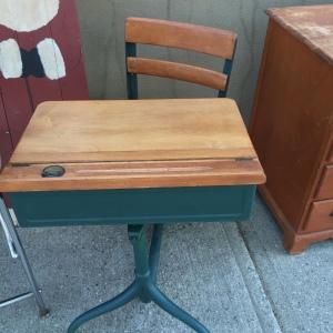 Another School Desk