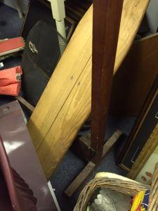 Clothing Rack - Foot/Bottom