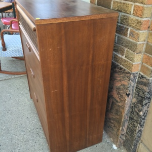 Dresser, Inexpensive - side view 2