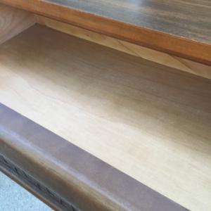 Dresser, Inexpensive - top drawer open