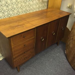 Vintage Lane Cedar Chest with Two Drawers
