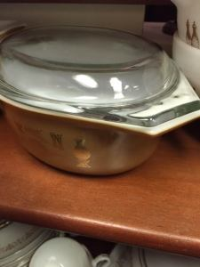 Pyrex - Early American 6