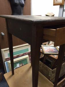 Nice side table with drawer