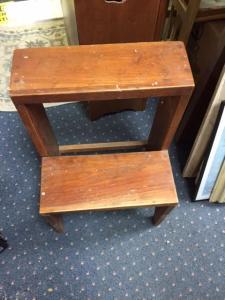 Very cool vintage stool