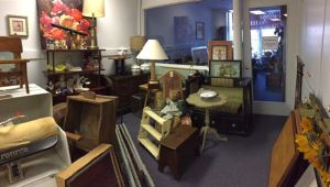 Another panorama of the Furniture Gallery.