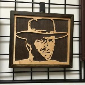 Clint Eastwood - SOLD!
