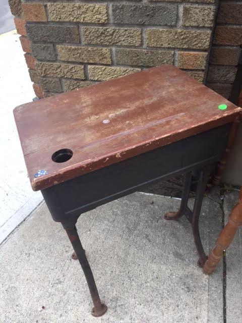 Vintage/Antique Student Desk | Heritage Collectibles - SOLD! Vintage/Antique Student Desk Heritage Collectibles