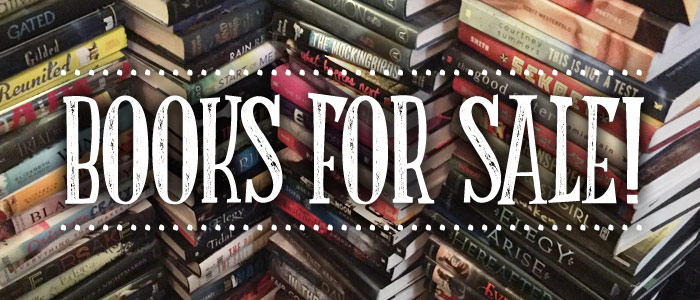 It's Gonna Be a Book Sale!  Fill a Bag for Five Bucks!  October 13-14-15!
