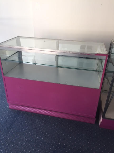 Two Display Cases – Great for Jewelry or Other Small Items