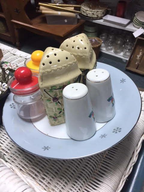 Loads of Salt & Pepper Shaker Sets!