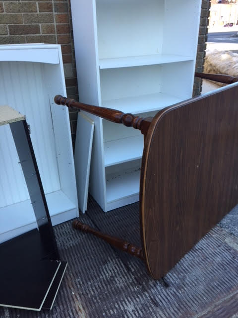 Curb Alert!  Some New Items inc 3 Dining Room Tables!