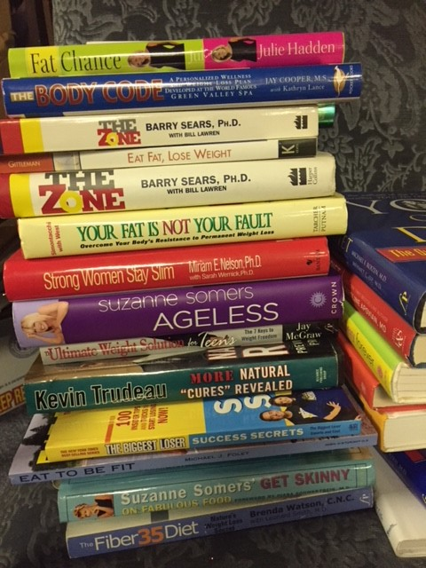 Diet & Weight Loss Books – Nearly 4 Dozen of Them!