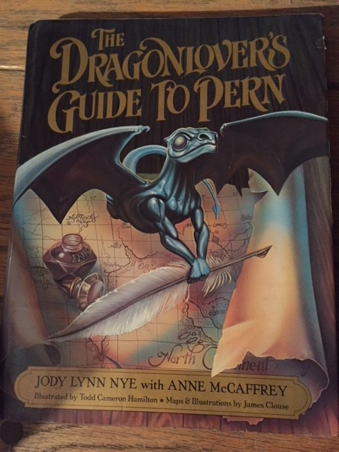 Book: The Dragonlover's Guide to Pern