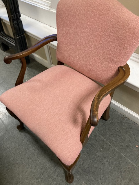 Chair Pink 7